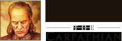 Vigo The Carpathian Logo | VigoTheCarpathian.com | Framed Replica Canvas Print